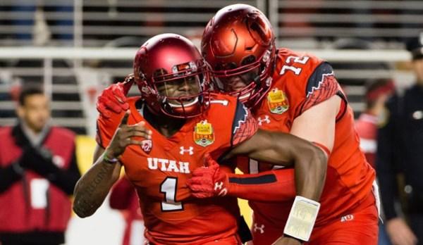 QB Tyler Huntley to start opener for Utah against North Dakota