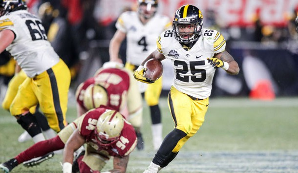 Image result for Akrum Wadley Photos against Boston College