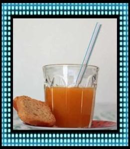 Soupe carottes-pommes de terre