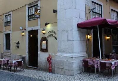 Restaurant Cochera alentejana