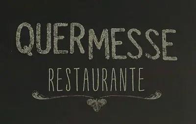 Restaurant Quermesse. Lisboa