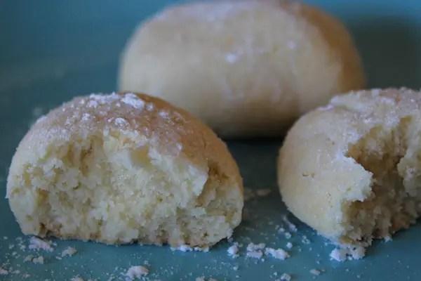 Biscuits de Noël aux amandes