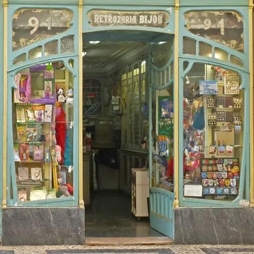 Mercerie Bijou, Lisbonne
