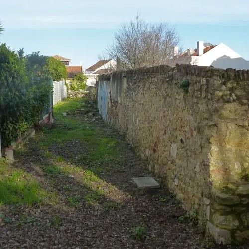 Muraille, Castelo S.Jorge