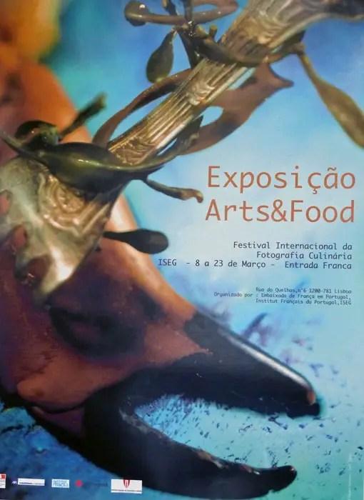 Exposição Arts & Food
