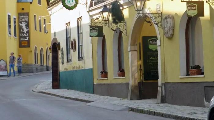 Rue de Grinzing