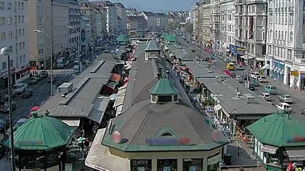 Le Naschmarkt, Wien