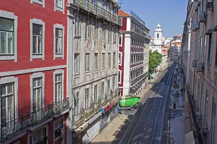 Rua de São Paulo, mais do Sodré, Lisboa