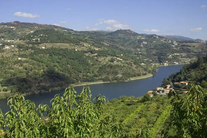Postal do Vale do Douro