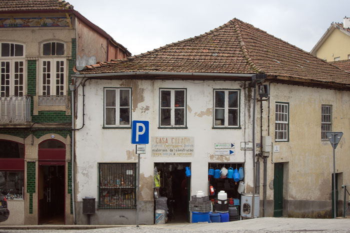 Drogaria, Vila Real, Portugal