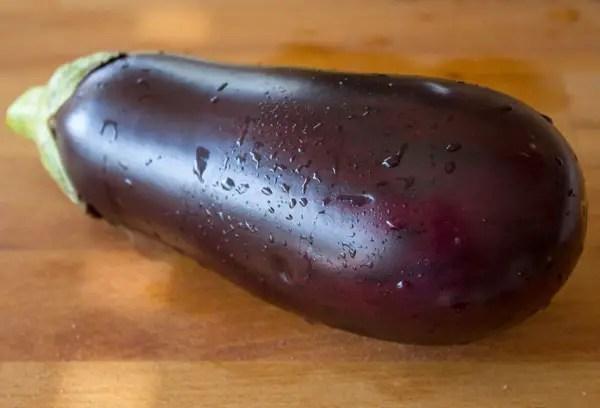 aubergine violette
