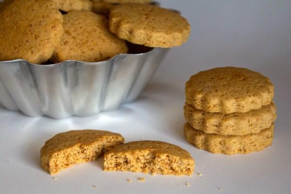 Biscuits bio pour enfants à la farine complète