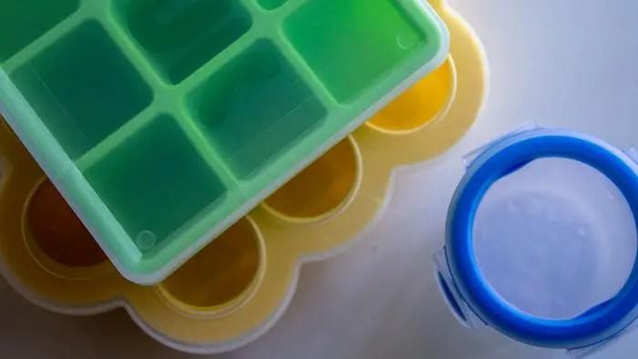 Contenants alimentaires sans BPA