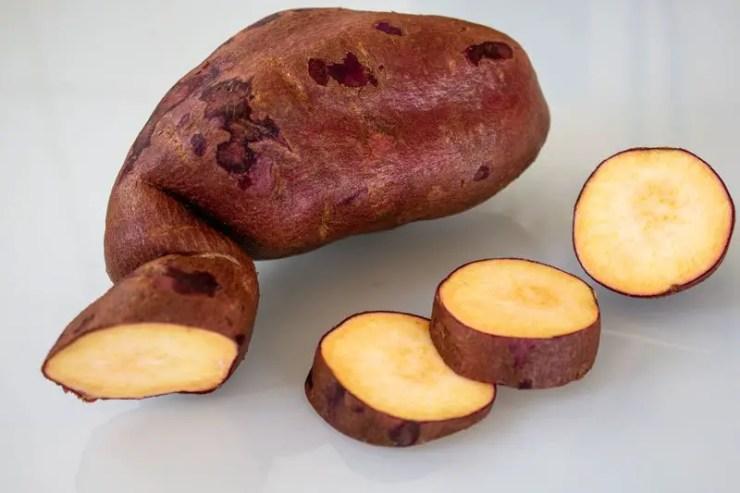 Patate douce beauregard