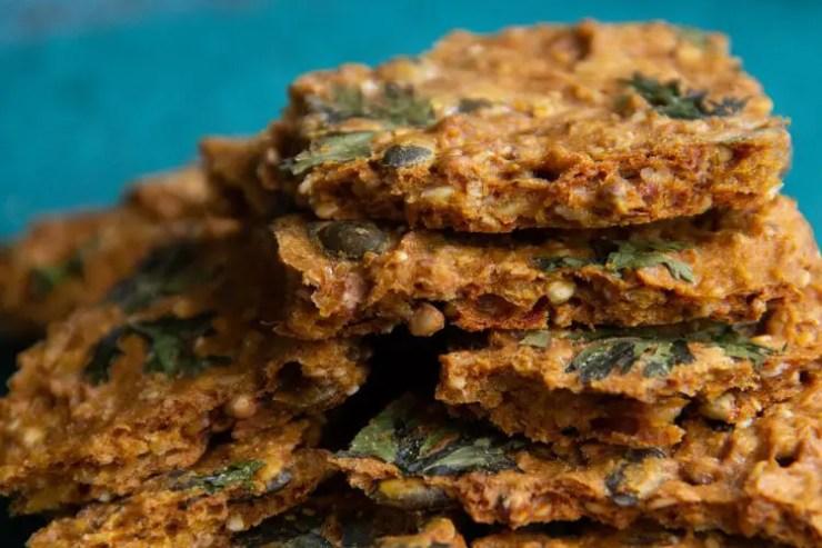 Mikado de crackers