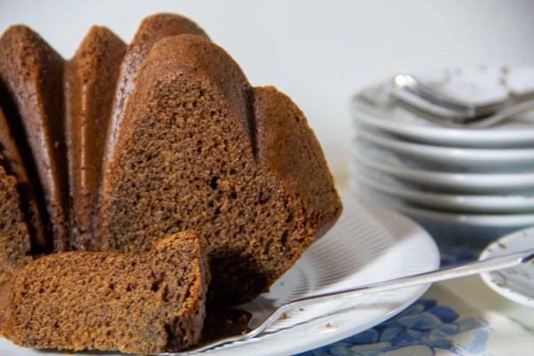 Bundt cake au café et au mascarpone