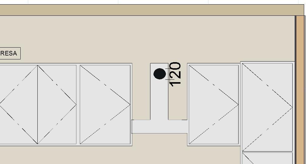 Attacchi elettrici archivi michele de biase - Foro nel muro della cucina per normativa gas ...