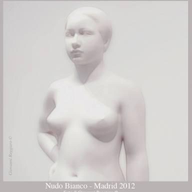 Nudo bianco-Giovanni Ruggiero