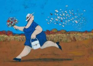 """""""Boutades"""": mostra di Lisandro Rota alla galleria Mercurio Arte Contemporanea"""