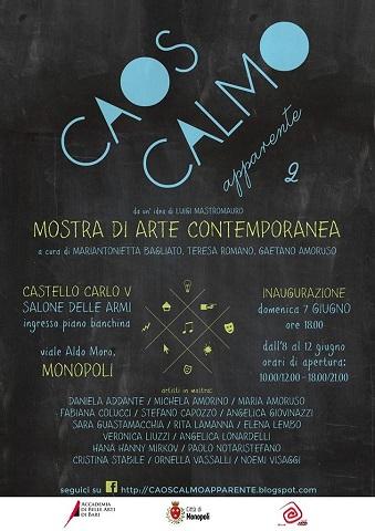 CAOS CALMO APPARENTE #2