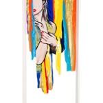Banchettando con l'artista Vesna Pavan