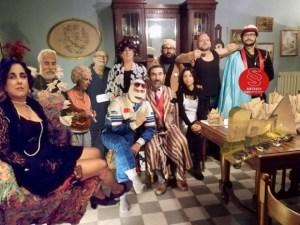 Constanza Zimmer – Pensionato Signorile in Piramide: performance/spettacolo ad episodi degli artisti§innocenti