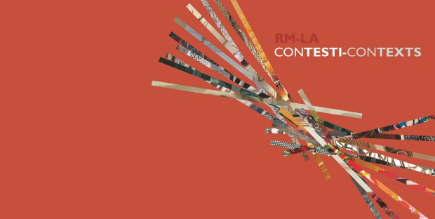 RM – LA / CONTESTI – CONTEXTS. Mostra internazionale del Libro d'Artista