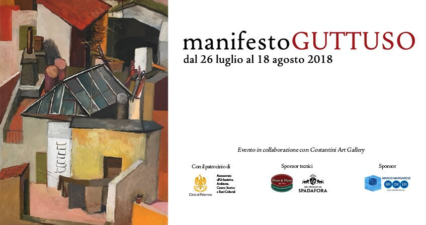 Manifesto Guttuso