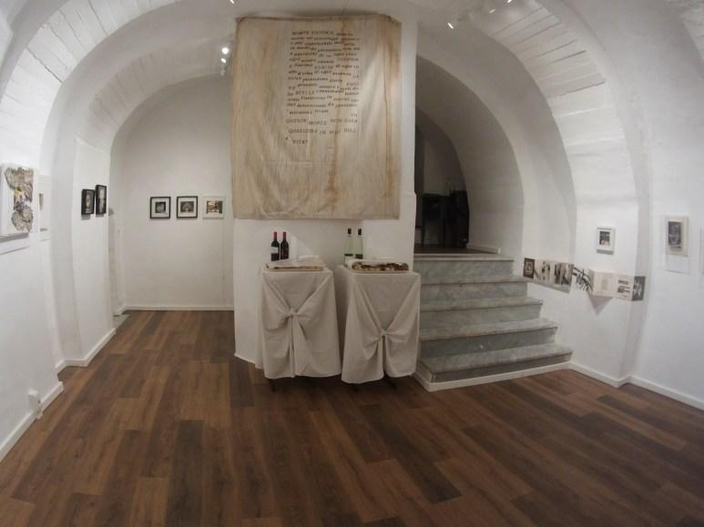 Tutti i colori del caos - personale di Ruggero Maggi www.lineadarte-officinacreativa.org