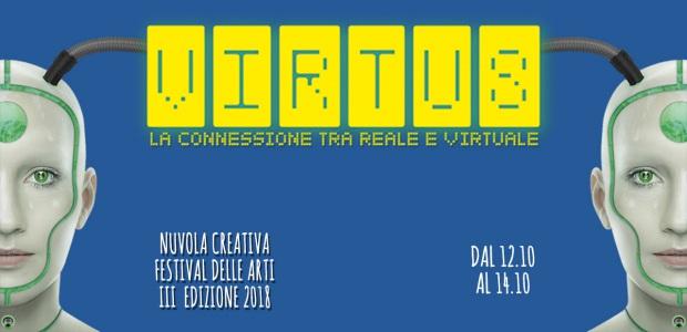Nuvola Creativa Festival delle Arti III edizione – VIRTUS