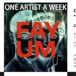 Carmela Lorusso//Fayum//Exhibition in Athens