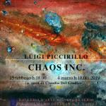 """""""From the cave - vol. 2: Chaos Inc."""" di Luigi Piccirillo"""