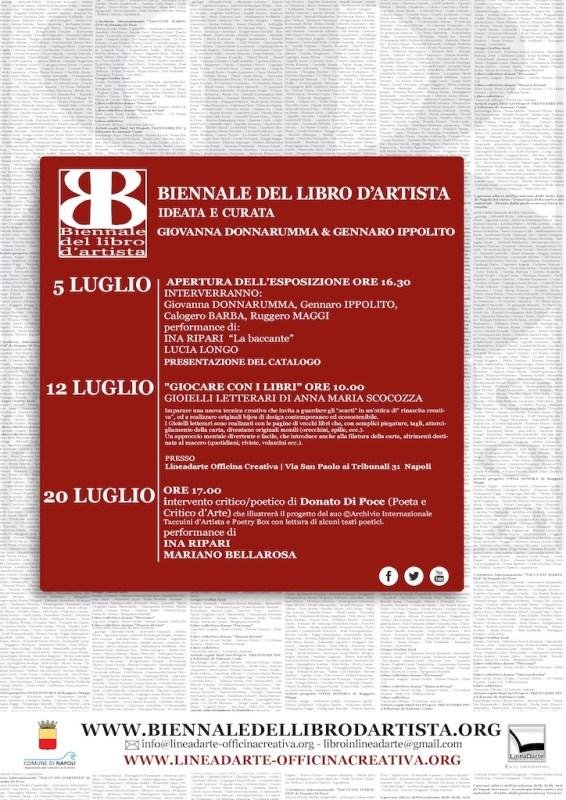 Biennale del libro d'artista Vª edizione