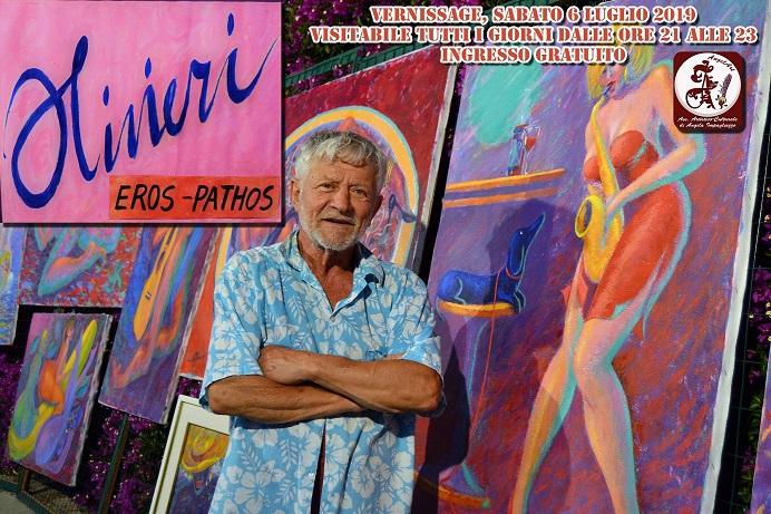 Eros-Pathos mostra d'arte