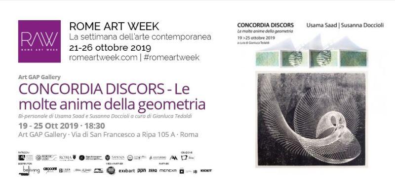 Concordia Discors – Le molte anime della geometria
