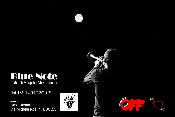 Angelo Moscarino -Blue Note