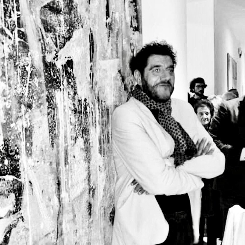 Giancarlo Ciccozzi a Scope Art Fair Miami
