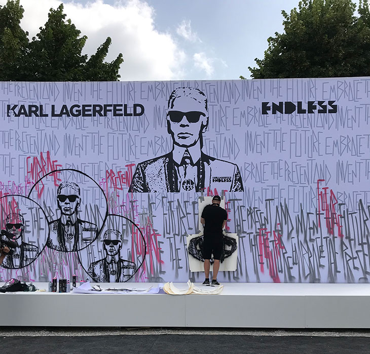 Endless-Collaborates-With-Karl-Lagerfeld-1