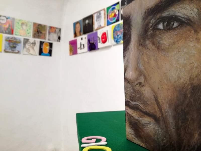 Succede a Napoli: tante mattonelle d'autore, collage di bellezza e creatività
