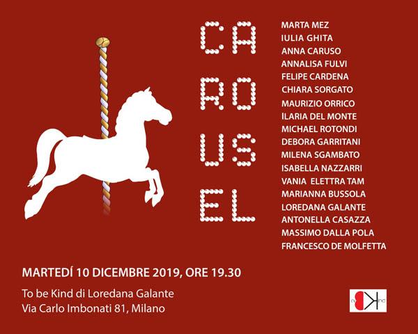 CAROUSEL al To be Kind – Milano
