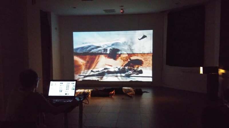 Workshop  La Tecnoescena. Il corpo, la tecnologia e la scena
