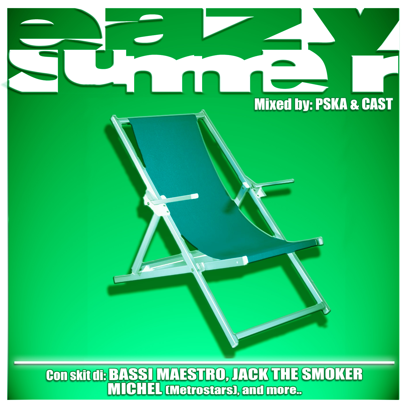 Eazy Summer Mixtape di PSKA & Cast