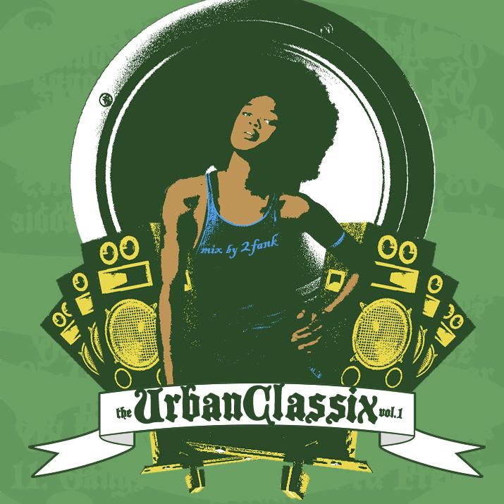 Urban Classix Vol.1 di 2funk