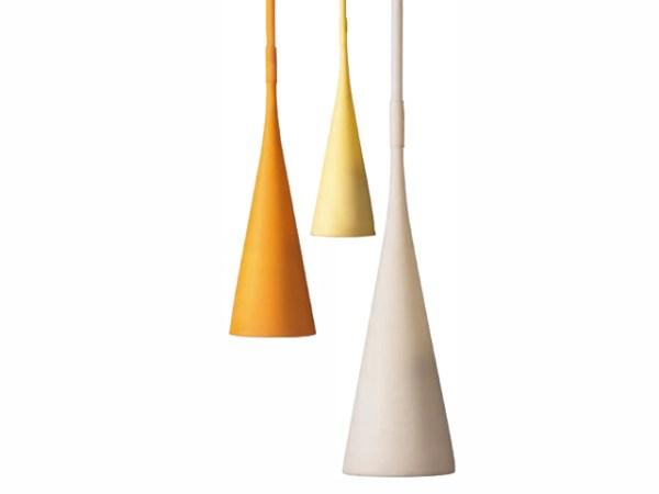 Suspension UTO jaune Lagranja Design Foscarini