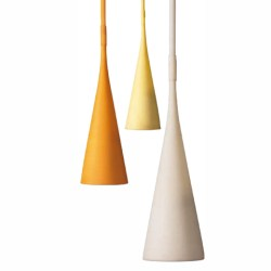 Suspension UTO jaune Lagranja Design Foscarini
