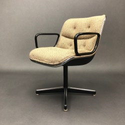 Fauteuil Fixe Charles Pollock Knoll