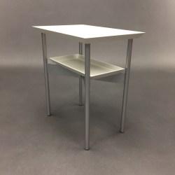 Bout de Canapé blanc Philippe Starck Descamps