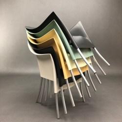 Lot de 6 fauteuils Lord Yo Philippe Starck Driade
