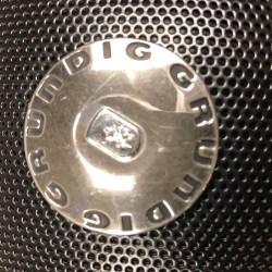 Paire enceintes Grundig Audiorama 7000 HIFI Noir