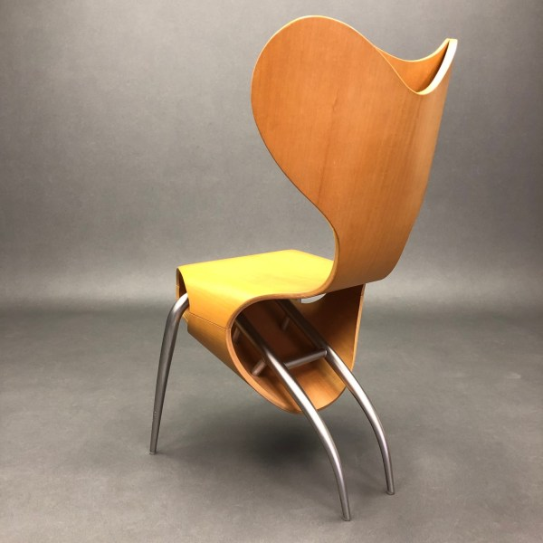 Chaise Empty Ron Arad pour Driade